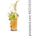 apple juice glass 40231015