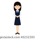 女企業家 女性白領 女商人 40232393