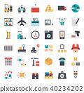 logistic icon 40234202