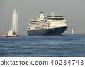 선박, 배, 바다 40234743