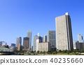 도시 풍경 (도쿄도 스미다 가을) 40235660