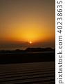 미토의 석양 40238635