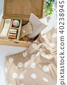 sewing, sewing-box, handicrafts 40238945