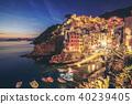 Riomaggiore, Cinque Terre - Italy 40239405