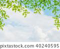 天空 雲彩 雲 40240595