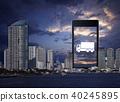 Business transportation service concept 40245895