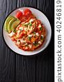 sauce, mexican, tortilla 40246819