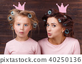 mother, girl, daughter 40250136