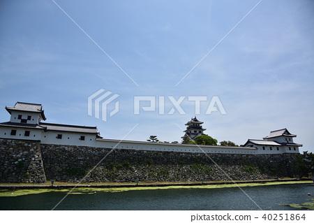 일본 에히메 현 이마 바리 성 40251864