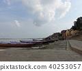 인도 바라나시의 갠지스 강 40253057