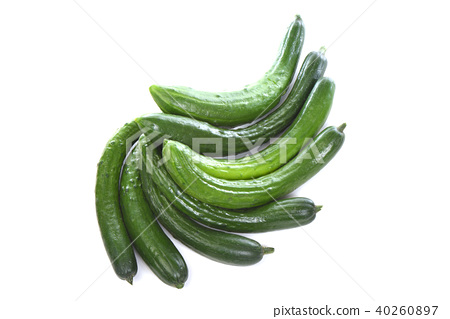 Crooked cucumber 40260897