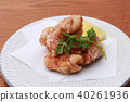 ไก่ทอด,ครัว,ไก่ 40261936