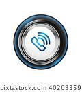 phone, vector, icon 40263359