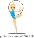 Rhythmic Gymnastics Hoop 40264718