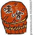 味噌桶 40266007