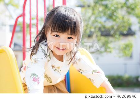 公園玩兒童 40269946