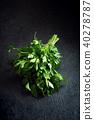 Fresh Parsley 40278787
