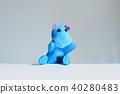 동물 인형 하마 인형 40280483