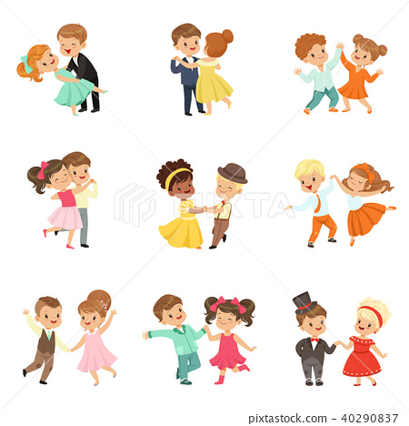 Image result for cartoon images children dancing
