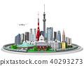 วิวเมือง,เมือง,โตเกียว 40293273