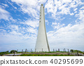 The Tropic of Cancer Marker at Hualien, taiwan 40295699