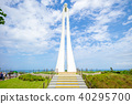 The Tropic of Cancer Marker at Hualien, Taiwan 40295700