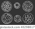 design, vector, drawn 40298617
