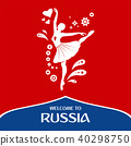 Welcome to Russia design template. 40298750