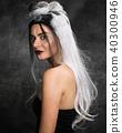 color hair fashion 40300946