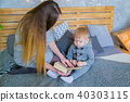 read reading mother 40303115