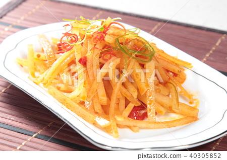 fried potato 40305852