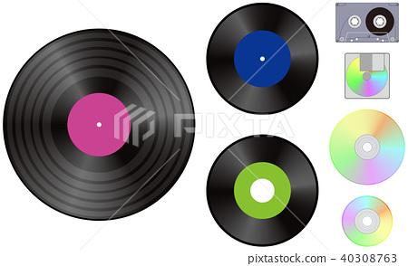 音頻媒體 40308763