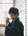Montsuki-hakama 40311574