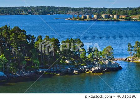 Islets of Stockholm Archipelago in Sweden 40315396