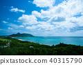 이시가키 섬 玉取崎 전망대 40315790