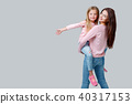 mother, family, daughter 40317153