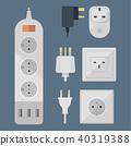 vector, plug, power 40319388