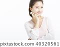人物 肖像 女生 40320561