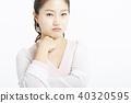 女性肖像系列 40320595