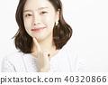 女性肖像系列 40320866