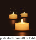 candlelight, fire, candle 40321566