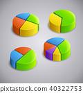 round, vector, circle 40322753