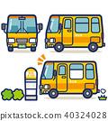 รถบัส,ป้ายรถเมย์,วิ่ง 40324028