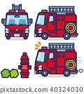 工作車輛消防車 40324030