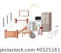 臥室 40325161