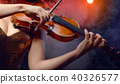 instrument, performance, violin 40326577
