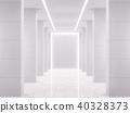 empty room modern 40328373