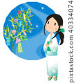 Tanabata image 40334074