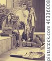 teenagers, friends, music 40336008