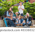 teenagers, together, music 40336032